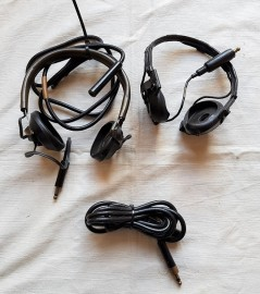 US Army Headset H-63/U set.
