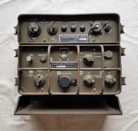 German Army R-77 Receiver miltairy radio