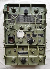 Yugoslavian AN/GRC-9 Military Radio.